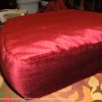 Coussin d'assise tout neuf