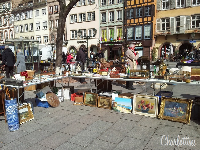 brocante ancienne douane strasbourg
