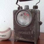 lampe Wonder, souvenir de mes grands-parents